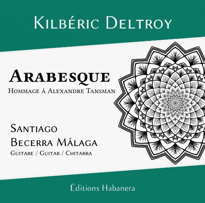 Arabesque kilberic deltroy