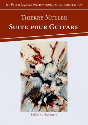 Eh 32 1 tm thierry muller suite pour guitare