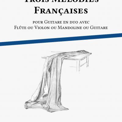 Trois melodies francaise eh 28 1 mc